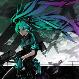 Cover of album Random Vocaloid by June!