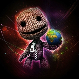 Cover of track Little Big Planet Sound Alike by Dub-Republic