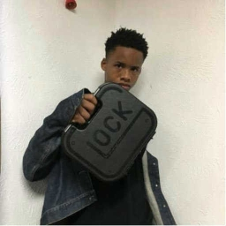 "Cover of track Tay K  ""The Race"" by Kiroix"