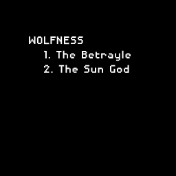 Cover of track The Sun God by Wolfness