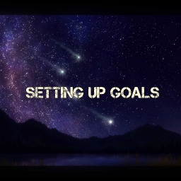 Cover of track Setting Up Goals by Rico_Calde