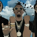 Cover of track Migos/Metro Boomin Type Beat by The Playlist