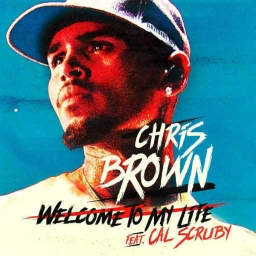 Cover of track On Sum Chris Brown Type Shii by The Playlist