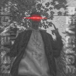 Cover of track Revenge (Prod. Bred) by Bred