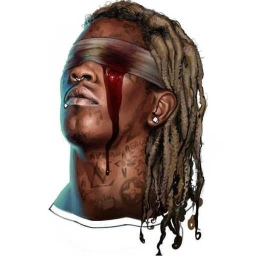Cover of track Young Thug Type beat 2017 [ Prod. by MMB x CCP x A.S.P. Made The by YungKaskh Beatz