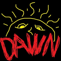 Cover of track Dawn by Moee