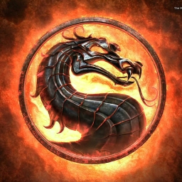 Cover of track TRAP-MORTAL KOMBAT by LucianMNK