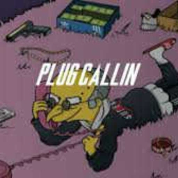 "Cover of track ""Plug callin"" mexikodro x playboi carti type beat by Yung saucyy"