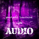 Cover of album Purple Sunrise (Audio) by Vjbe