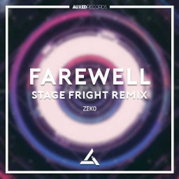 Cover of track ZΣK0 - Farewell (StageFright Vs. Trinomial) by Trinomial