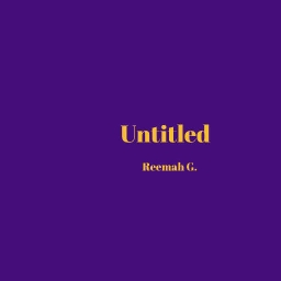 Cover of track Untitled by ReeMah