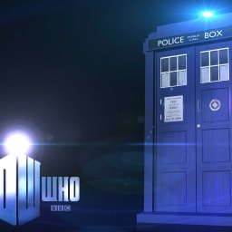 Cover of track Doctor Who intro elefenth Doctor remasterd by Delta-Sensei