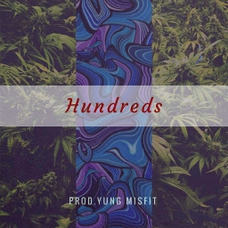Cover of track Hundreds (prod. Yung Misfit) by Korrupt Traks