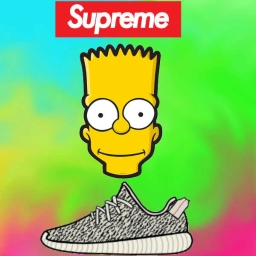 Cover of track simpsones suprem BEAT#2 by gg12beat