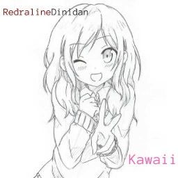 Cover of track Kawaii by RedralineDinidan