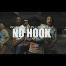 "Cover of track YBN Nahmir x YBN Almighty Jay ""No Hook"" by 160bpm"