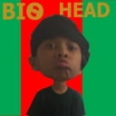 Cover of album BIG HEAD by (NBK)KING