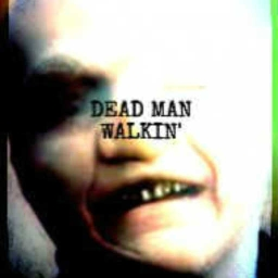 Cover of track Dead Man Walkin' by eddygreenpacker