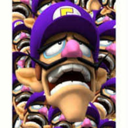 Cover of track Waluigi Preview by 3zzz