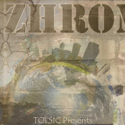 Cover of track Zhrome - Palestine by TOLSICPresents