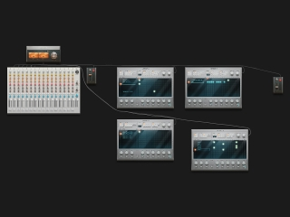 Cover of track CHORALE 2 by Nineshot