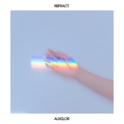 Cover of track Refract by Auxilor (bio)