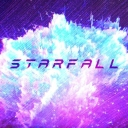 Cover of track starfall. [1.5k] by synthonix