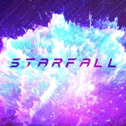 Cover of track starfall. [1.5k] by synthy