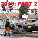 Cover of album 2016 part 2 by Blind Hyena