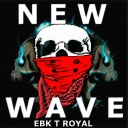Cover of album NEW WAVE by EBK TAY