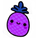 Avatar of user the purple pineapple
