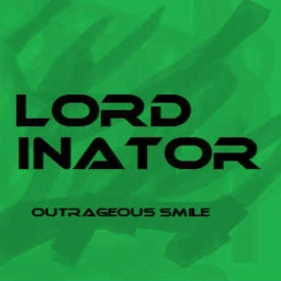 Cover of track Outrageous Smile by ordinateur