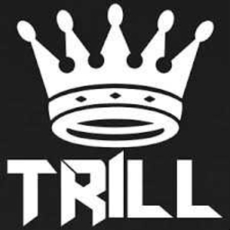 Cover of track Trill AF by D A R K Y  G M D