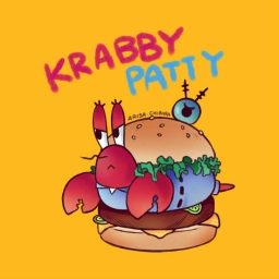 Cover of track Krabby Patties by mill-yonn_rowzezz