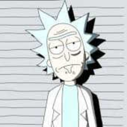 Cover of track Rick and Morty TRAP by LM Beats