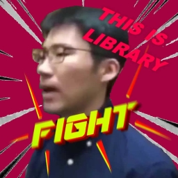 Cover of track Library Guy vs. People Power by Wrighteous