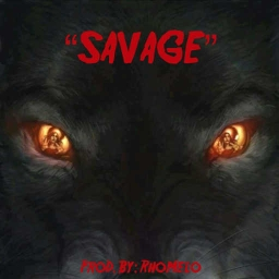 Cover of track Savage (Re-edited) by ThuhRealZay