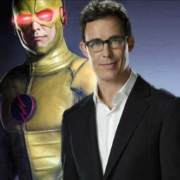 Cover of track Harrison Wells/Reverse Flash by HXNEST