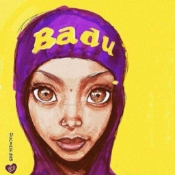 Cover of track Badu by jah_marley
