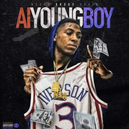 Cover of track NBA YOUNGBOI X flexx by Rich.Apollo.Beatz