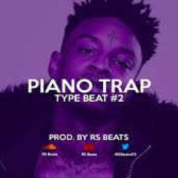 Cover of track Piano Trap (Remix) by Mke Georgio Fyb