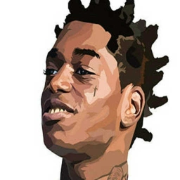 Cover of track Kodak Black Type Beat - Locked In (Prod. Lil Capp Productions &  by Duces