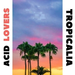 Cover of track TROPICALIA by low ego