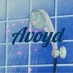 Cover of track Be Water by Avoyd