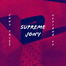 Cover of track SUPREME JONY by JONY TRIZZ