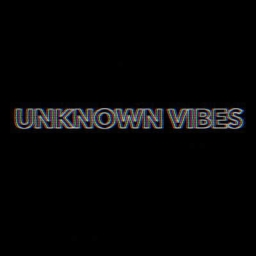 Cover of track Unknown Vibez by VII초☁