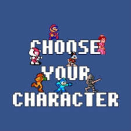 Cover of track Choose Your Character by ? .