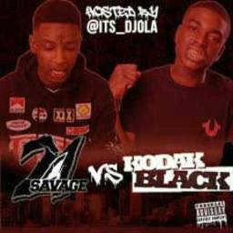 Cover of track 21 Savage X Kodak Black - Laced (Freestyle) by ace_boy_22