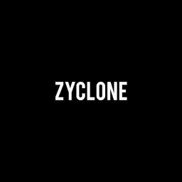 Cover of track zyclone by R3MOT3 CONTROL