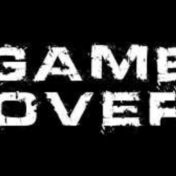 Cover of track game over by maurimaiso